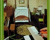 Doll House MIniature Furniture Pattern Book