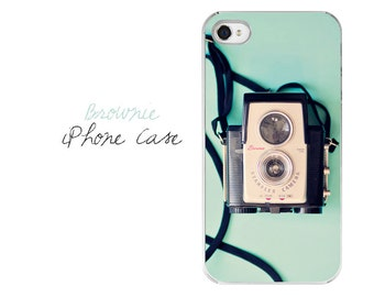 Camera iPhone Case, Vintage Camera iPhone Case, Camera iPhone 7 Case, Brownie Camera iPhone 7 Cover, Retro Camera iPhone Cover, Iphone 6 Art