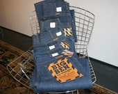 All 5 Big Ben Hard Workin' clothes, Western Work Jeans, Wrangler