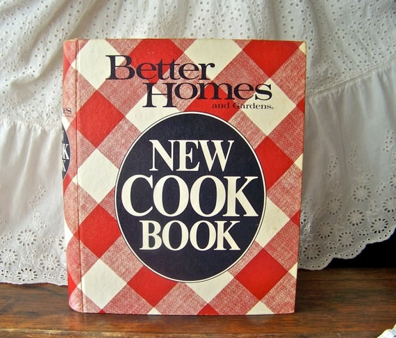 Vintage better homes and gardens cookbook 1981 - Vintage better homes and gardens cookbook ...