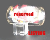 Reserved Listing for Lauren  Cardinals Bangle