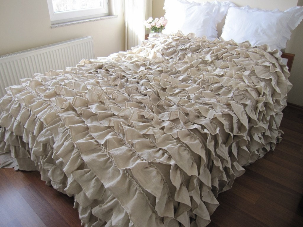 Popular items for shabby chic bedding on Etsy