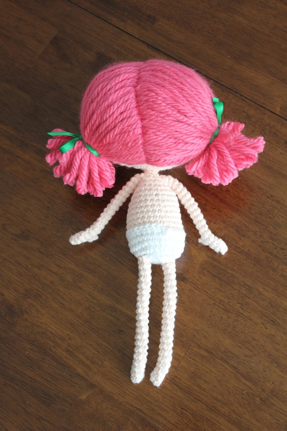 开心果喜欢的各种材质的娃娃 - qyp.688 - 邱艳萍手工博客
