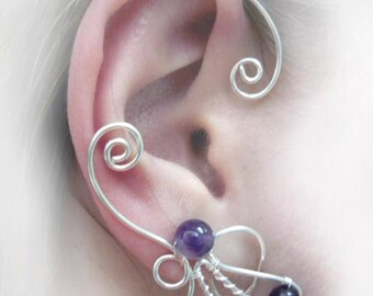Behind ear cuff