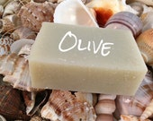 FREE SHIPPING w/a item - Olive oil Soap - Natural Soap, Handmade Soap