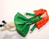 Irish Dancer Hair Clip or Pin