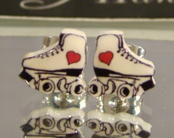 Roller Skates Stud earrings