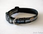 Reflective Max 5 Camo Dog Collar, Reflective Adjustable Camouflage Dog Collar, Realtree Max 5 Camo Reflective Collar