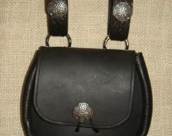 Celtic sporran belt pouch