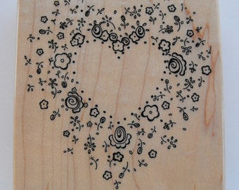 CTMH Close to my heart - R169 Blossom Blast - Stamp 2