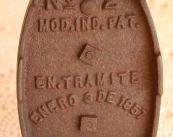 Pagoel Iron
