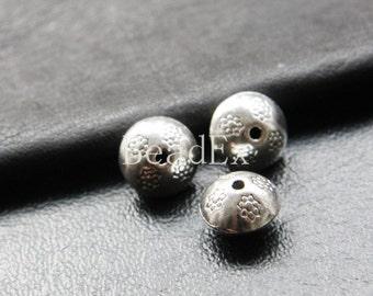 10pcs / Rondelle / Spacer / Oxidized Silver / Base Metal / 7x11mm (XA305//A69)