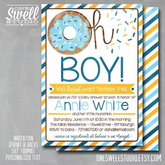 breakfast brunch baby shower sprinkle diy printable invitation