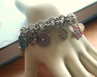 Mother's Day Charm Bracelet 1