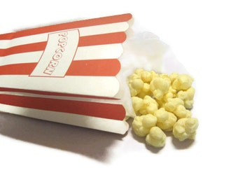 Buttery Popcorn Soaps,movie popcorn, movie night, Easter basket idea, birthday gift, Mother's day, Father's day, teacher's gift