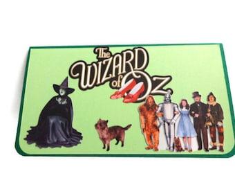 Wizard of Oz Checkbook Cover Checkbook Covers