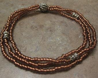 beaded, seed bead bracelet,beadwork bracelet beaded bracelet,seed bead jewelry, beaded jewelry, layered stretch bracelet, hand made bracelet