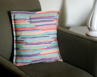 Vintage Chevron Pillow Covers