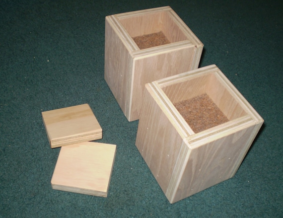 Furniture risers inch all wood construction by odyssey