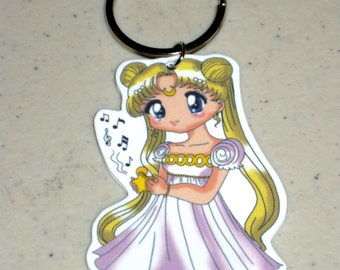 Moon Princess Serenity - Sailor Moon Keychain
