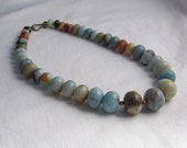 Gorgeous African Jade Necklace