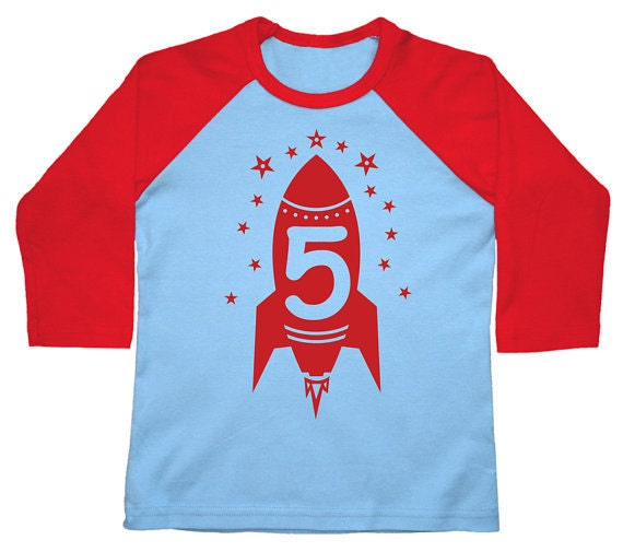 Fifth Birthday Boys Shirt Kids Toddler Happy 5th By