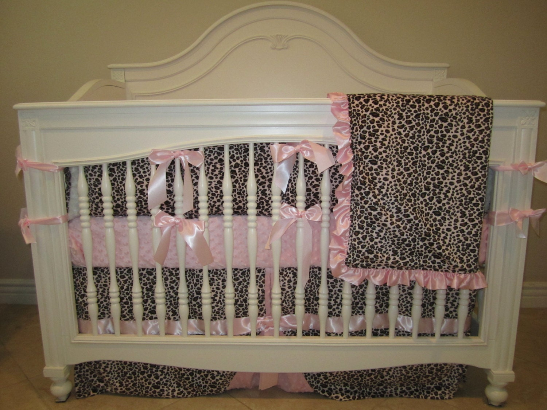 Love pink cheetah bedding -  Zoom