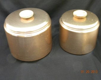 Kitchen Canisters Mirro tin