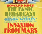 The Panic Broadcast Invasion from Mars Book