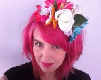 Happy Flower Headband