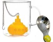 Tea Infuser and Scoop Tea Set
