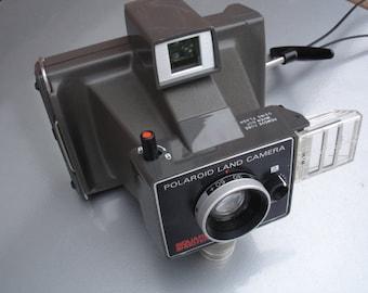 Polaroid Square Shooter  Land Camera
