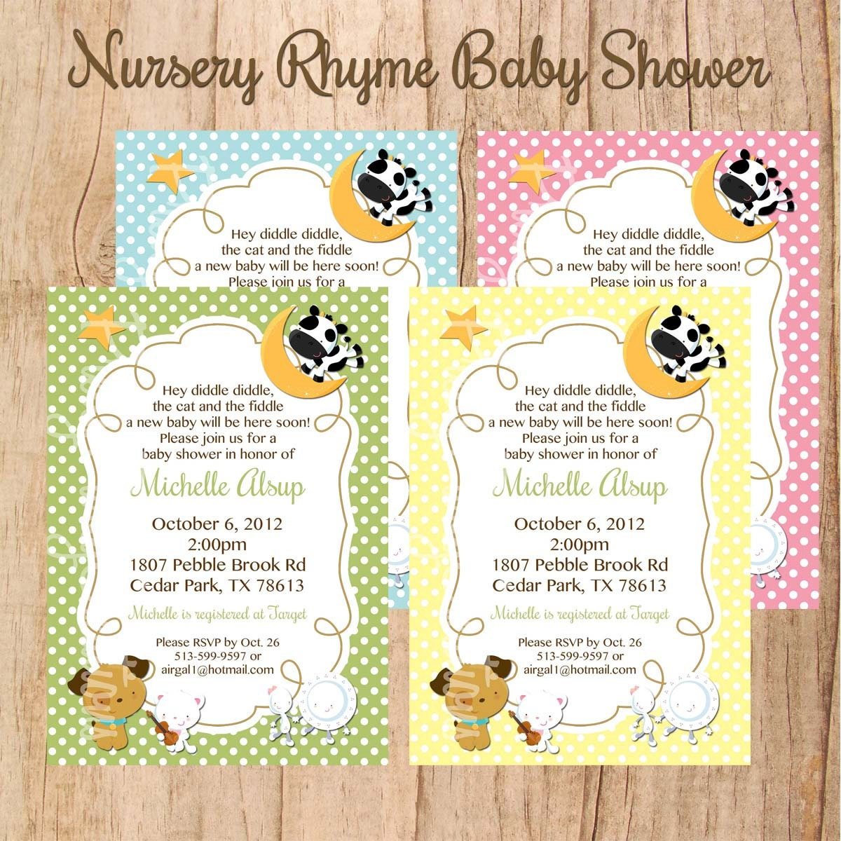 Baby Shower Rhymes Home Design Ideas – Birthday Invite Rhymes