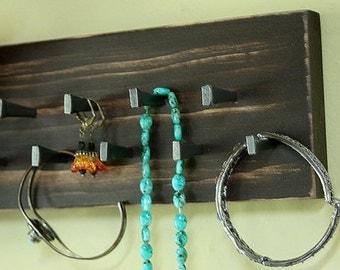 Jewelry Organizer/ Jewelry Holder/ Necklace Holder/ Storage