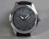 Voronoi Wristwatch
