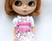 blythe dress and a belt