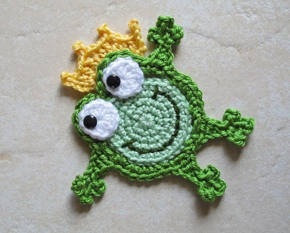 crochet pattern hoppy frogs a frog frog by thehatandi on etsy. Black Bedroom Furniture Sets. Home Design Ideas