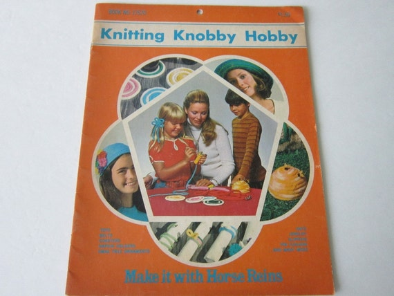 Knitting Knobby Projects : Knitting knobby hobby book spool knitter by crochetrendezvous
