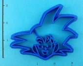 Goku Cookie Cutter