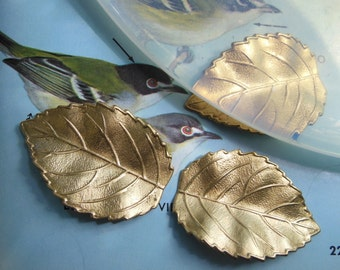 Assorted Botanical Stampings