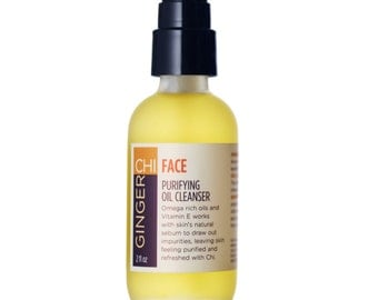 Purifying Facial Oil Cleanser