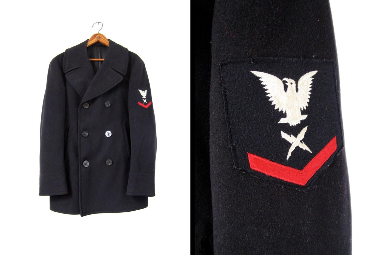 Wool Lined Denim Jacket