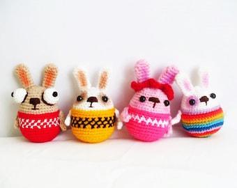 PATTERN : Easter Bunny-Eggs Gang