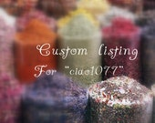 """CUSTOM LISTING - Spices - Fine Art  Photography 5""""x 7"""" and 8""""X10"""""""