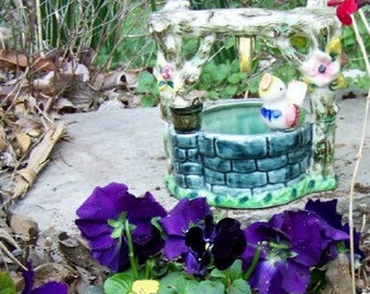 Vintage Wishing Well Of Love