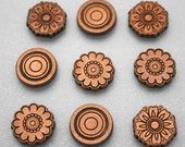 Push Pins or Magnets - Metal Decorative 2