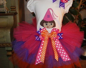 Dura Birthday Tutu set