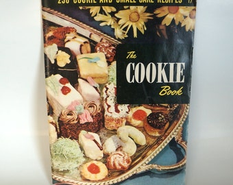 1953 Cookie Cookbook Answers All Your Cookie Recipe Needs