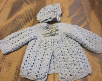 Baby Boy Going Home Outfit (Part of Hurricane Sandy Series)