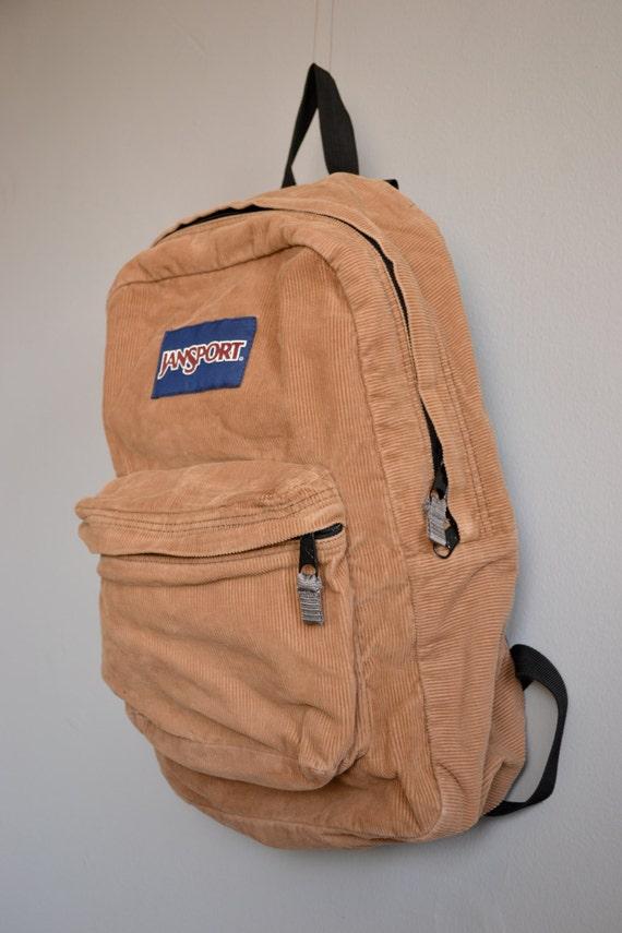 Corduroy Jansport Backpack | Crazy Backpacks